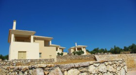 Hilltop Properties, Petalidi Messinia, Property K1 (Living Area 108m2)