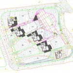 Plot Plan - Hiltop Properties, Messinia, Greece
