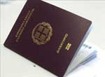 Passports & Visas for Greece